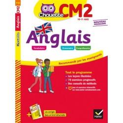 Anglais CM2