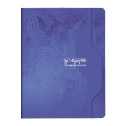CAHIER 96 PAGES 17X22 SEYES...