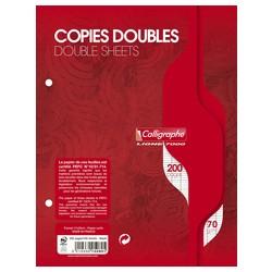 200 COPIES DOUBLES...