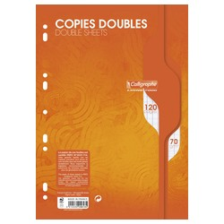 300 COPIES DOUBLES...