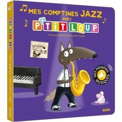 Mes comptines jazz avec...