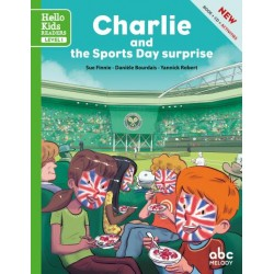 Charlie and the sports day...