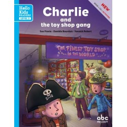 Charlie and the toy shop gang
