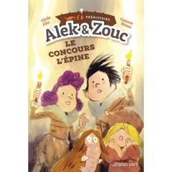 Alek et Zouk - Préhistoire...