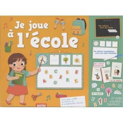 JE JOUE A L'ECOLE (COLL....