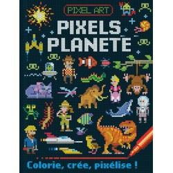 Pixels planete