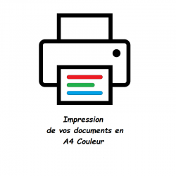 Impression de document A4...