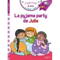 Sami et Julie CE1 La pyjama...