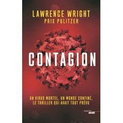 Contagion - Lawrence WRIGHT