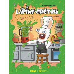Les Lapins Crétins - Toqués...