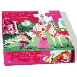 Les princesses Puzzle