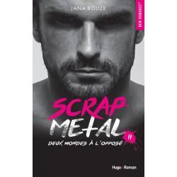 Scrap metal - tome 2 Deux...