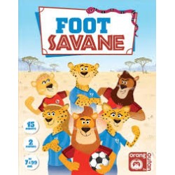 Foot savane
