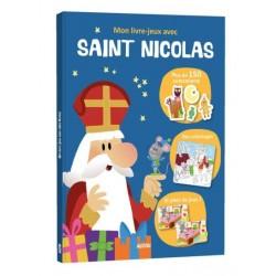 Mon livre-jeux avec saint...