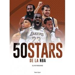 Les 50 stars de la NBA