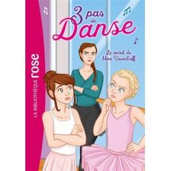 Tome 7 : 3 pas de danse
