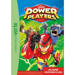 Tome 1 : Power Player