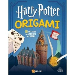 Harry Potter Origami : Tome 2