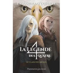 La Légende des Quatre -...