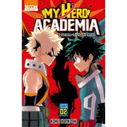 My Hero Academia - Tome 02