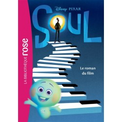 Soul Bibliothèque Disney