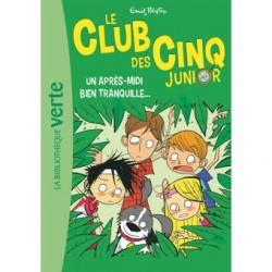 Le Club des Cinq - Un...