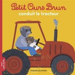 Petit Ours Brun conduit le...