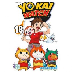 Yo-Kai Watch - Tome 18 :...