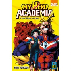 My Hero Academia - Tome 01