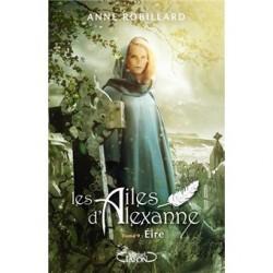 Les ailes d'Alexanne - Tome...