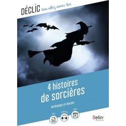 4 histoires de sorcières -...
