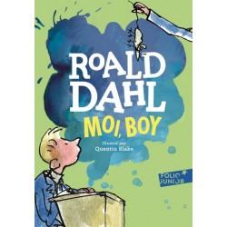 Moi, Boy - Roald Dahl -...