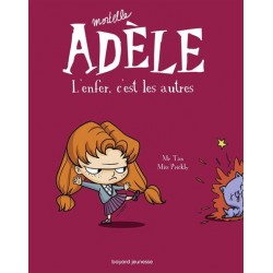 Mortelle Adèle - L'enfer,...