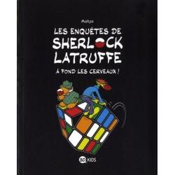 Sherlock Latruffe - Tome 4