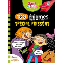 Sami et Julie 100 énigmes,...