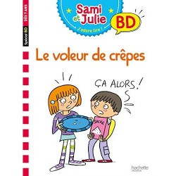 Sami et Julie BD - Le...