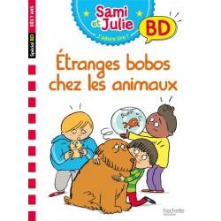 Sami et Julie BD - Etranges...