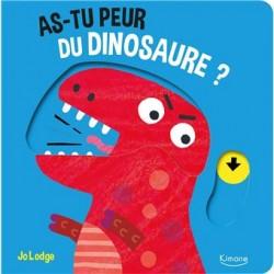 As-tu peur du dinosaure ?