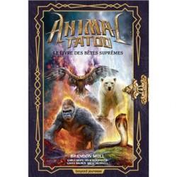 Tome 03 : Animal Tatoo hors...
