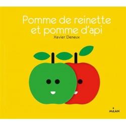 Pomme de reinette et pomme...