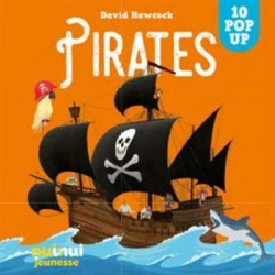 Saisissants pop-up - pirates