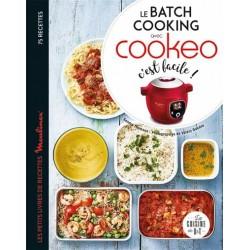Le batch cooking au cookeo,...