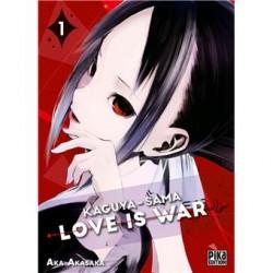 Tome 1 : Kaguya-sama: Love...