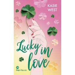 Lucky in Love- Kasie West