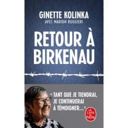 Retour à Birkenau - Ginette...