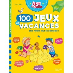 Sami et Julie - 100 Jeux de...