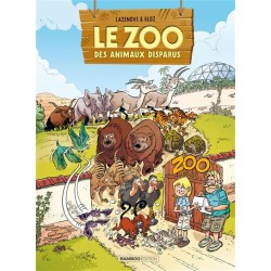Le zoo des animaux disparus...