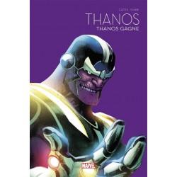 Thanos - : Thanos gagne