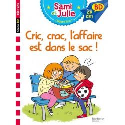 Sami et Julie BD : Cric,...