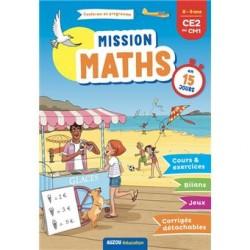 Mission maths en 15 jours -...